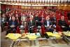 نشست صمیمانه مدیر عامل و اعضای هیات مدیره بانک ملی ایران با تمامی کارکنان اداره امورشعب خراسان رضوی