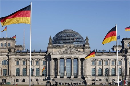 تورم آلمان بالای هدف گذاری ها