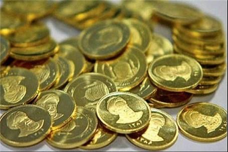 حباب سکه به 400 هزار تومان رسید
